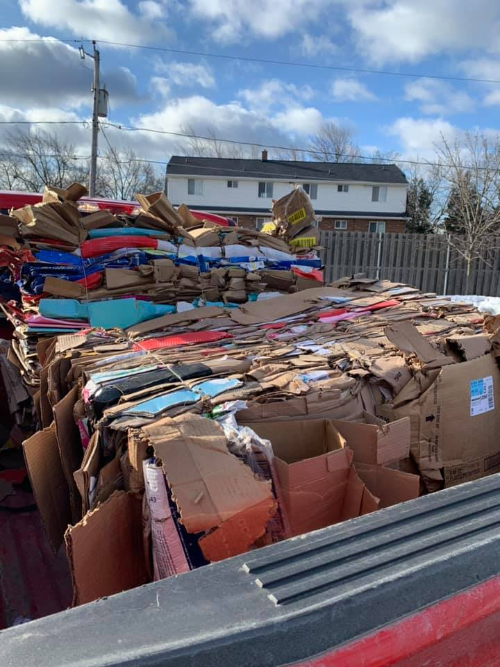 Buffalo Waste Removal